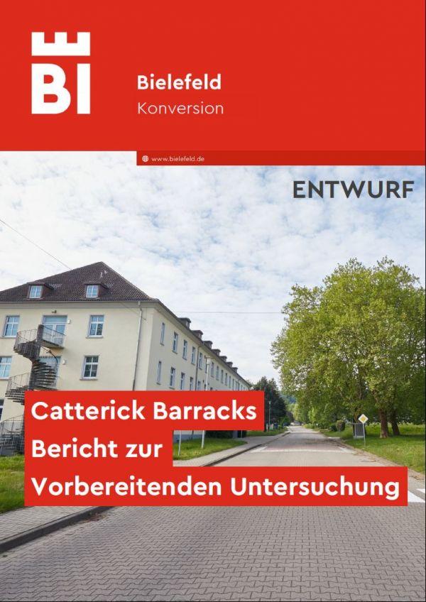 Titelblatt VU Bericht Catterick
